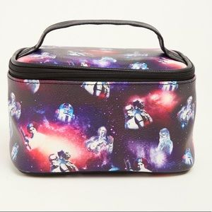 Star Wars loungefly makeup bag